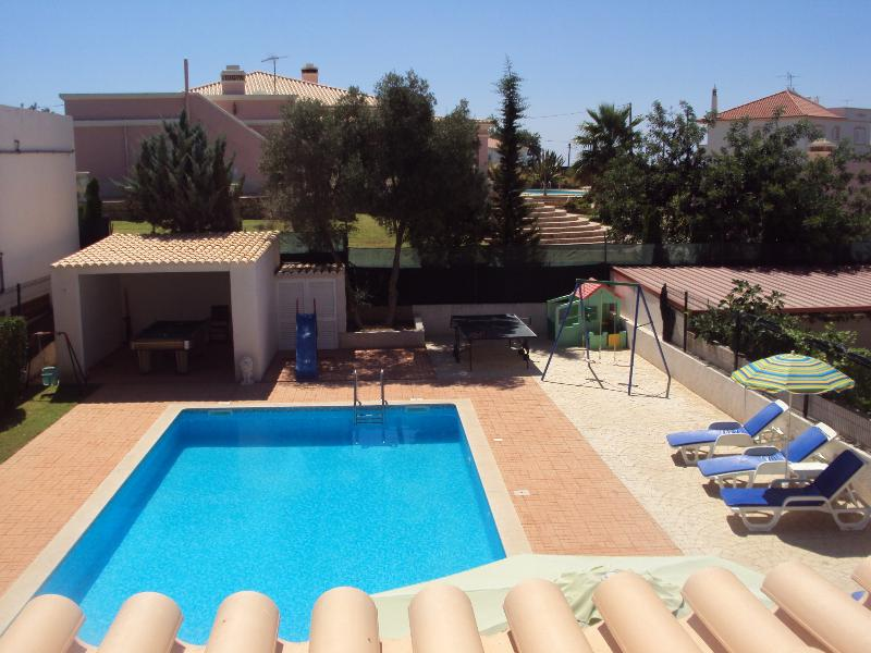 POOL VIEW FROM TERRACE