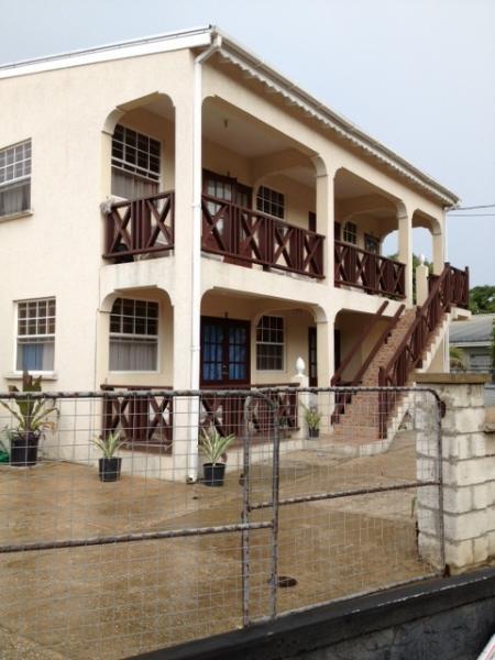 Balcony Rock Apartments