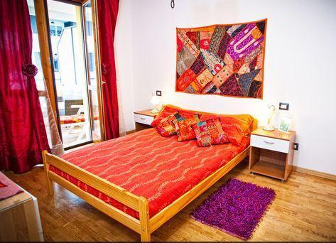 Gatto Rosso Guesthouse, Ferienwohnung in Marco Simone