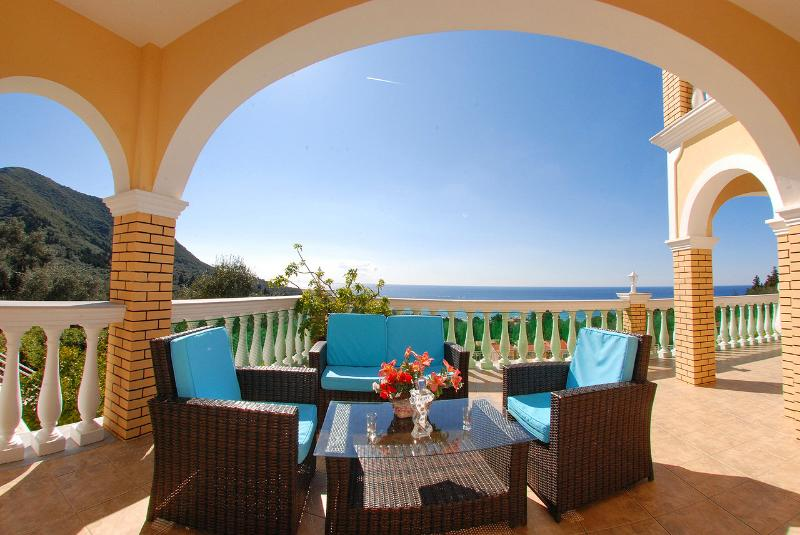 Villa Romantic, vacation rental in Corfu