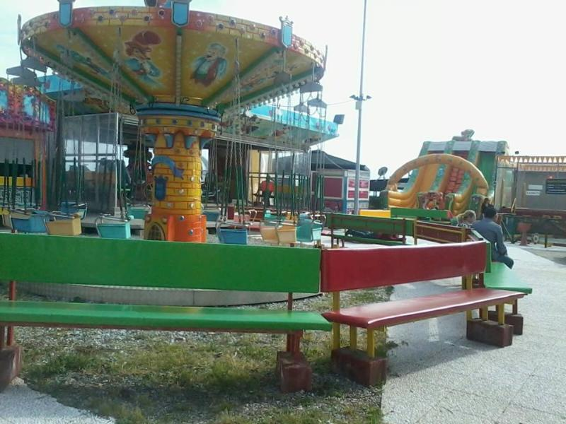 Kinder Karneval Falerna Marina