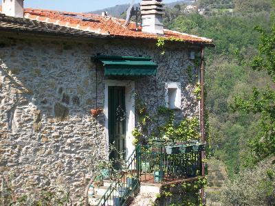 Rapallo: Il Casone (Unit Piano Sportivo), holiday rental in Rapallo