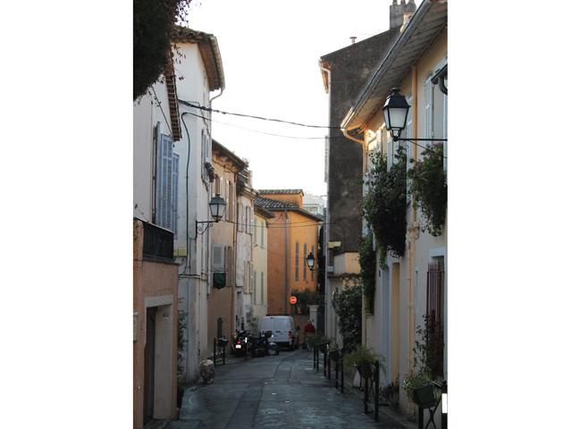 our street.  Feels like you are in a village but only minutes walk from town