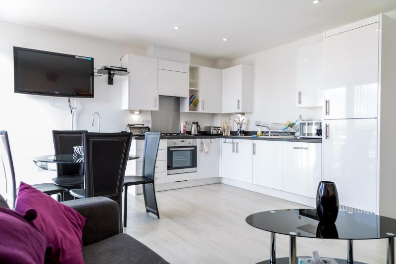 Kingfisher Cambridge Central West Apartment, casa vacanza a Royston