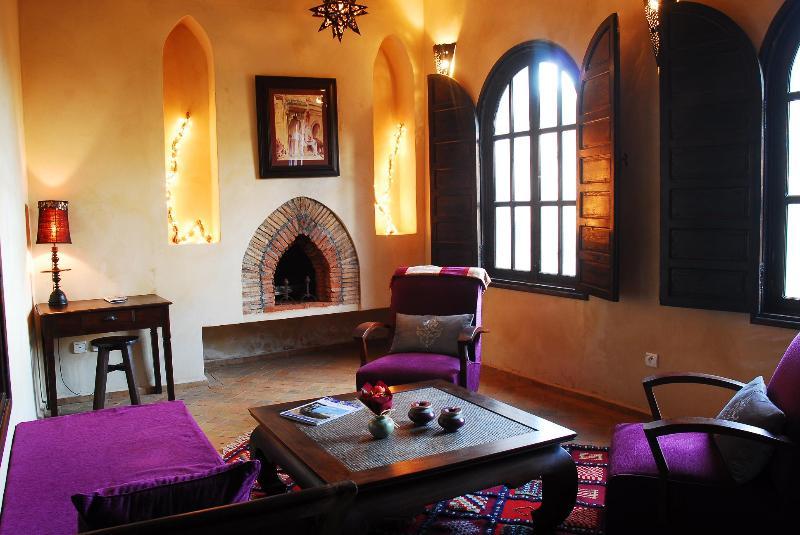 Lounge of Bendir Suite 1st floor