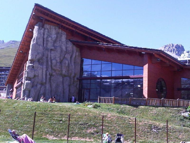 The Lagon balneo center (swimming pool, showers, hammam, saunas...)