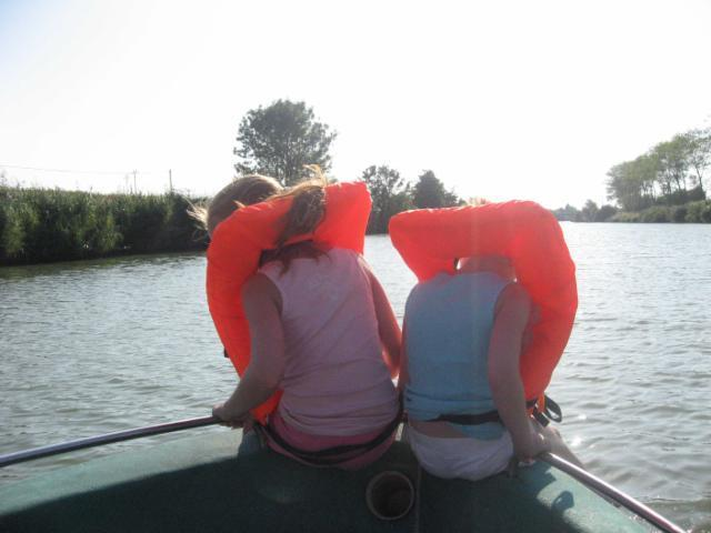 Boat hire for a leisurely day on the canals and Marais Poitevin is 20 minutes away.  A great fun day