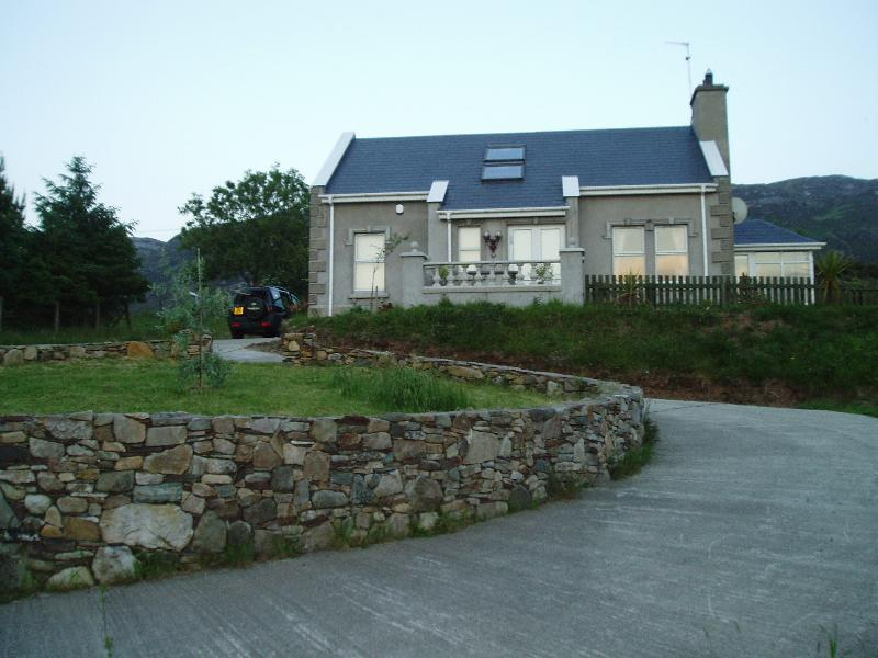 Knockalla Lodge, holiday rental in County Donegal