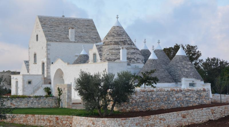 Masseria Serralta (Amelia), location de vacances à Laureto
