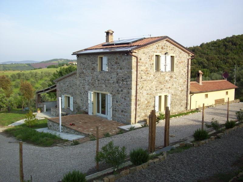 Poggio Migliaroli, location de vacances à Roccastrada