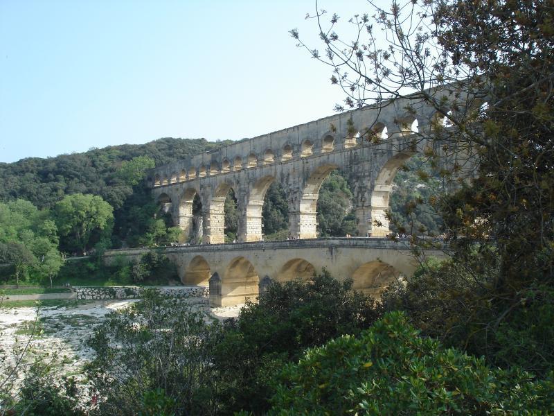 O pont du Gard