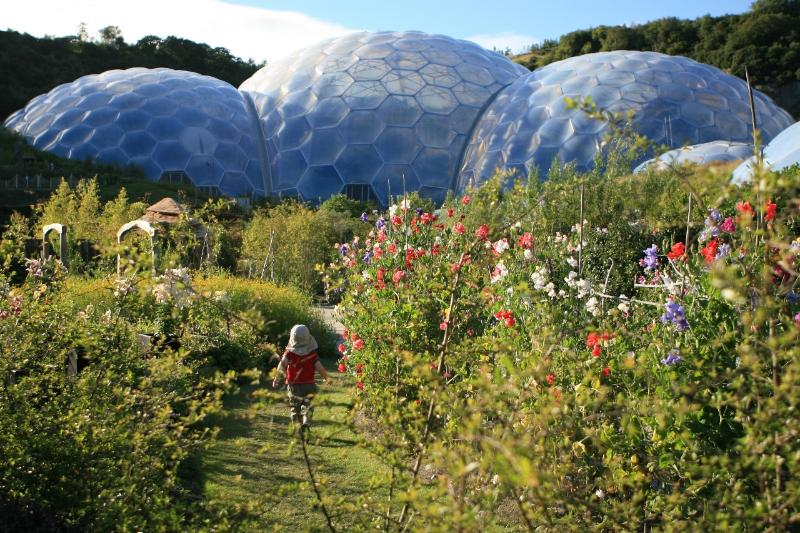 Everyone loves a trip to the Eden Project