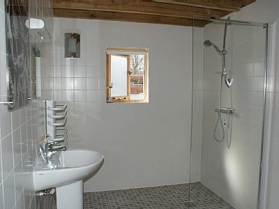 Ground Floor Wet Room/Toilet - (1st View)