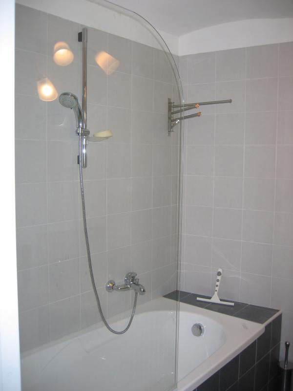 Bathroom on lowest floor