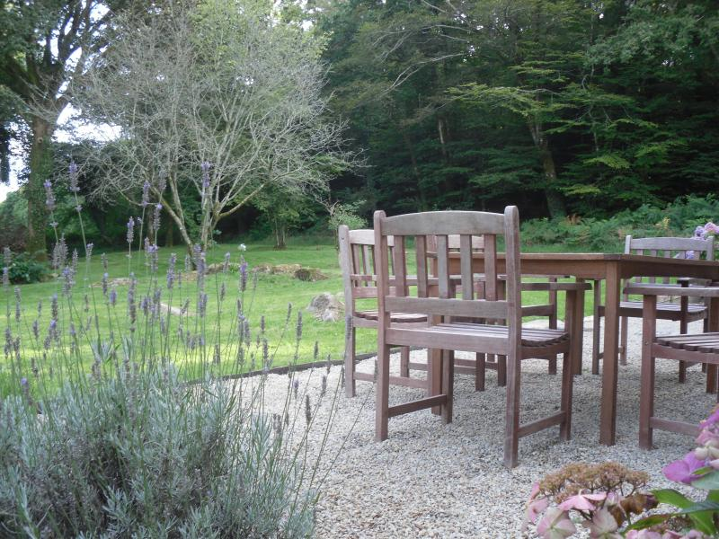 Ideal for al fresco dining!
