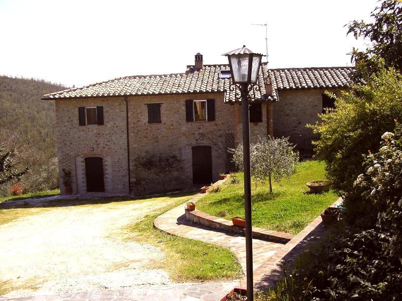 LA CASACCIA 1, location de vacances à Mercatello
