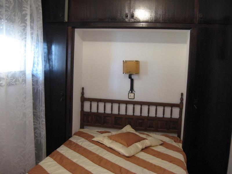 Open bedroom