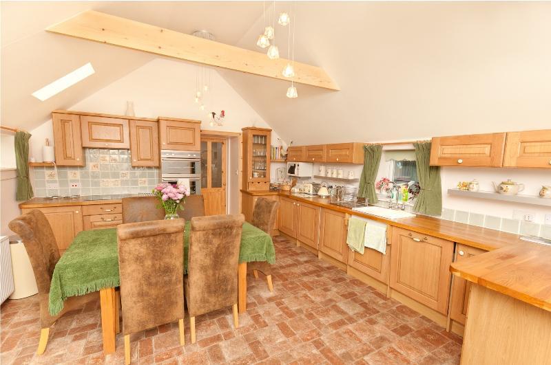 Cozinha sala de jantar