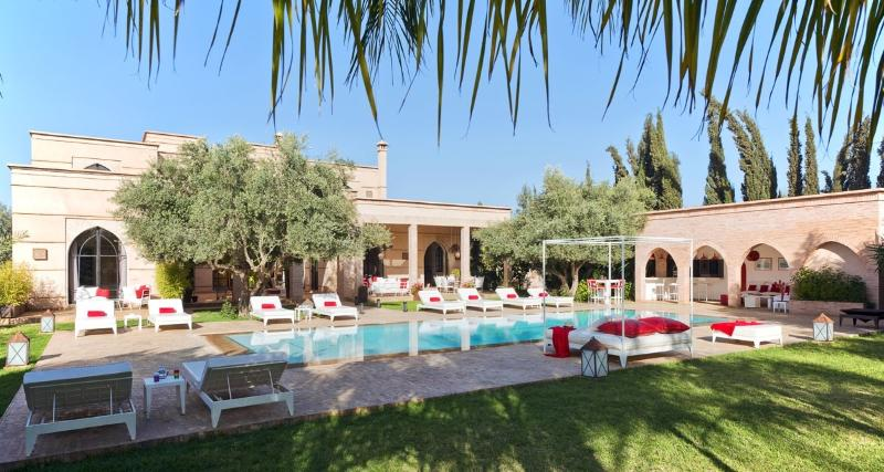 VILLA SAADA, vacation rental in Marrakech