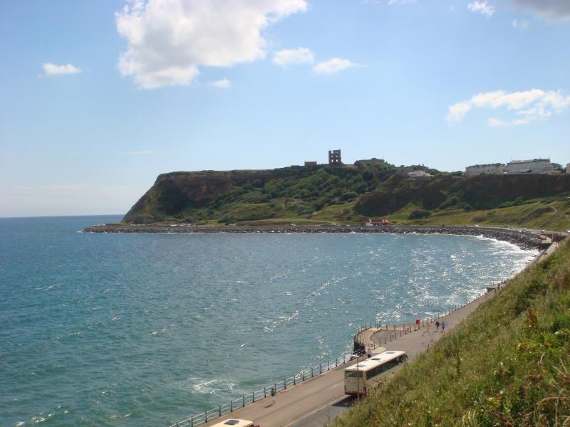 Sarborough's North Bay and Scarborough Castle
