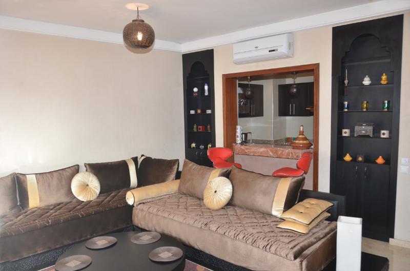 Luxury flat in Marina Agadir, holiday rental in Agadir