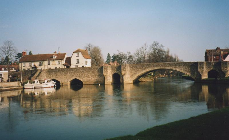 Abingdon - nearest town