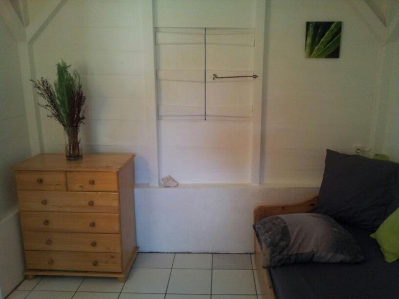 Chambre 2  lit Simple + lit tiroir
