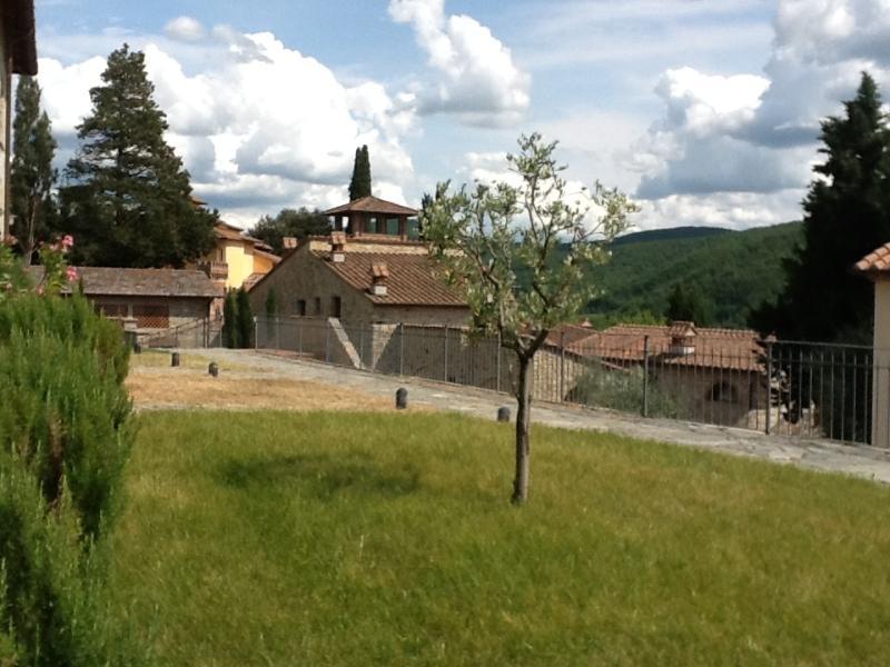 Ortensia, holiday rental in Radda in Chianti