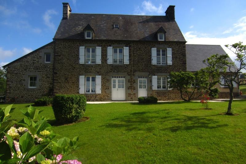 Les Hortensias, vacation rental in Brecey