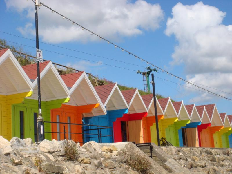 Chalets at Scarborough's North Bay