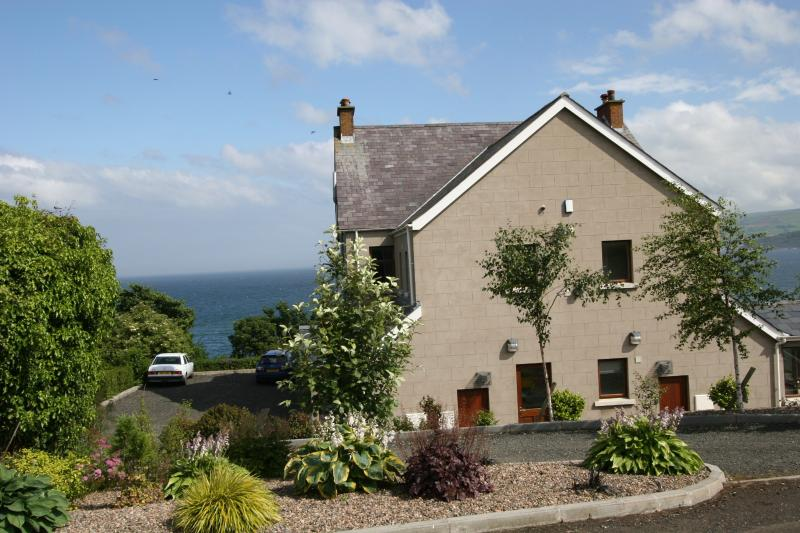 Largy Coastal Apts - Ardclinis, holiday rental in Glenariffe