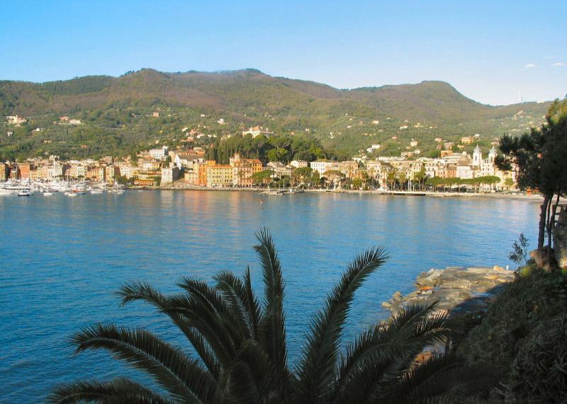 Santa Margherita Ligure, the little sister of Portofino