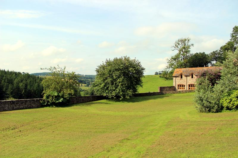 View From Nethercott House