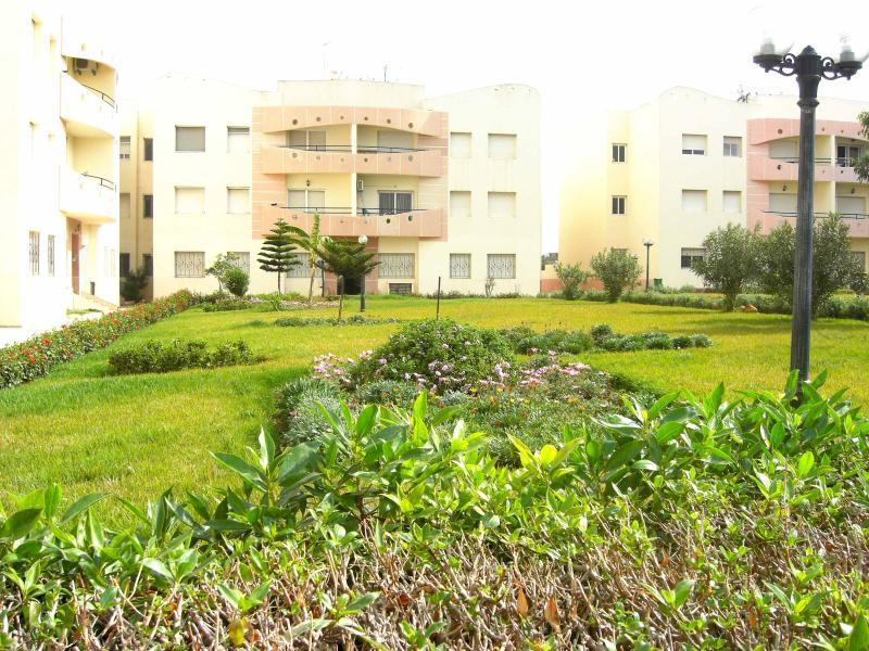 Residence Oubaha Gardens