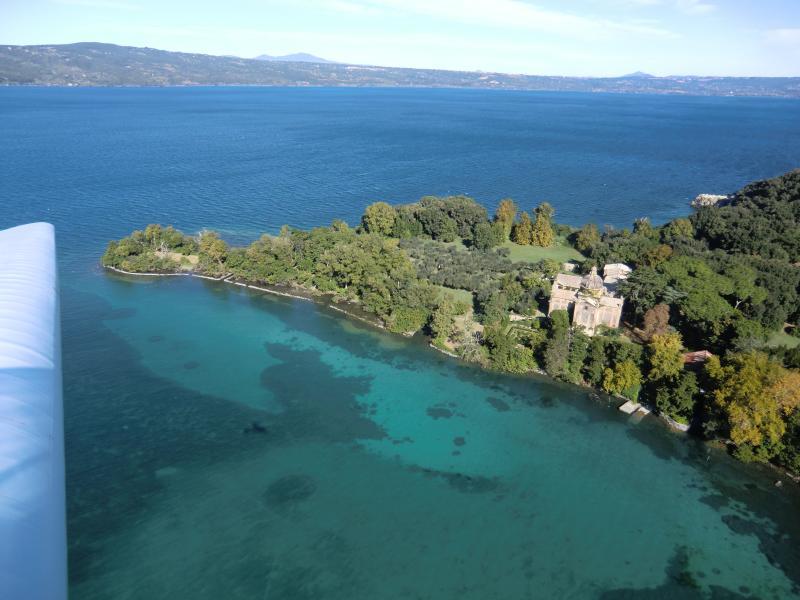 The Bolsena Lake