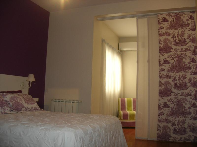 Bedroom 1 suite on top floor