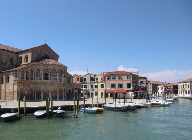Ca' San Donato, outside