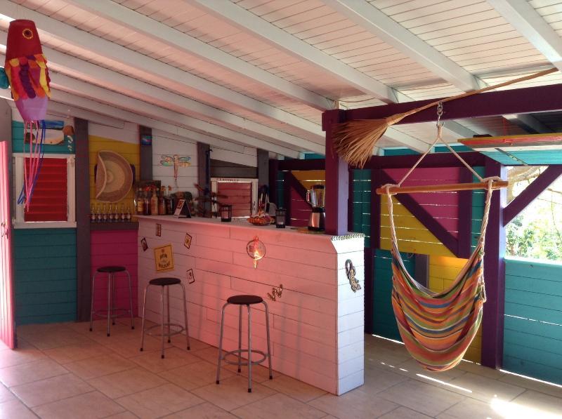 Bar terrasse
