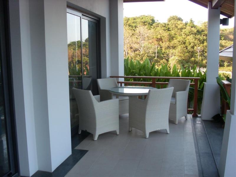 Terrace outside lounge/ Dining outside