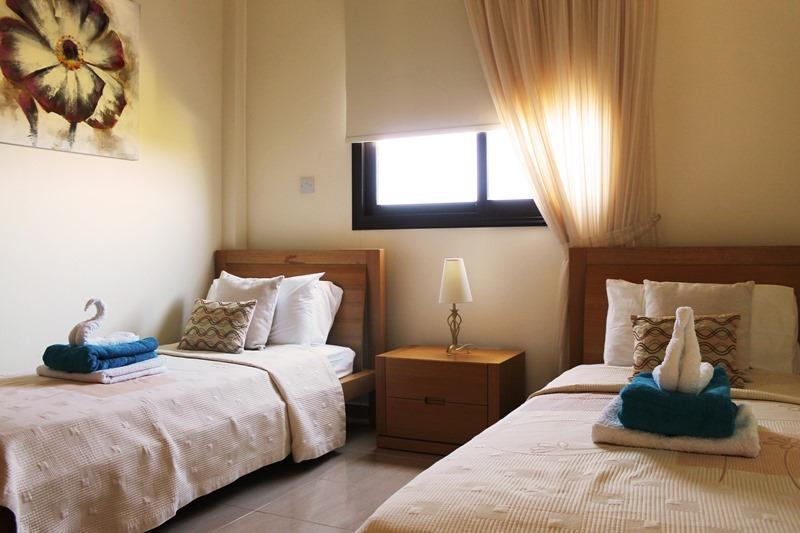 First Twin Room