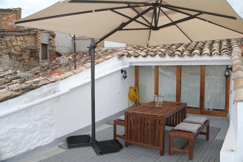 Motorland-Valedalgorfa Casa Pu, holiday rental in Fabara