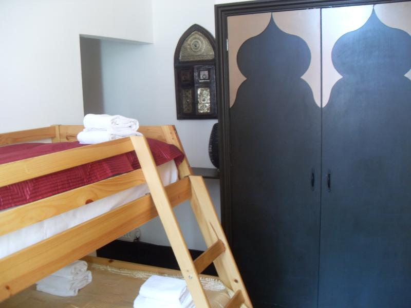 First floor rear bedroom Sleeps 3