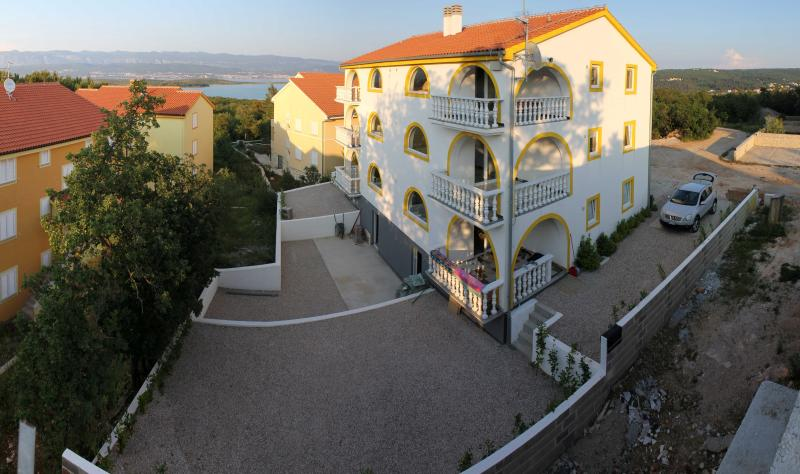 PANORAMA OF VILLA BIJELA