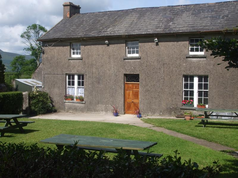 Maison de ferme de Nell avec jardin