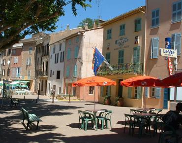 La Motte village