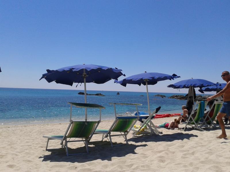 Grotticelli ,beautiful beach