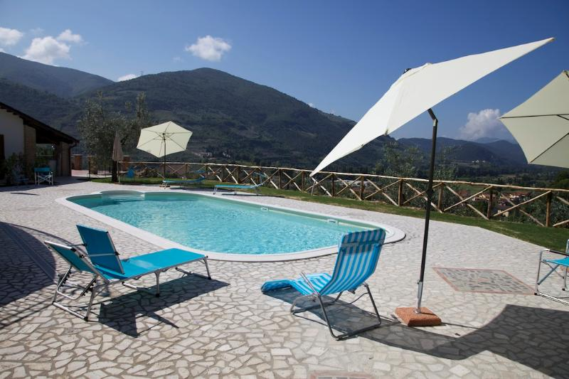 Pucci Country House, holiday rental in Ferentillo