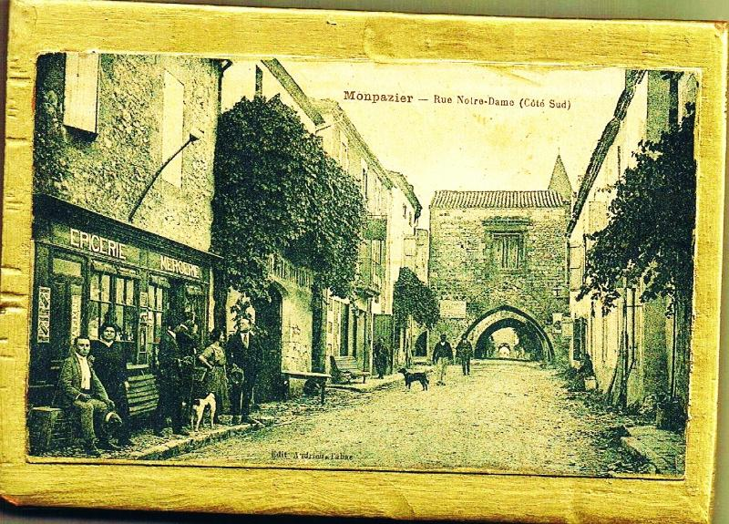 Bastide 1353 Epicere very old photo