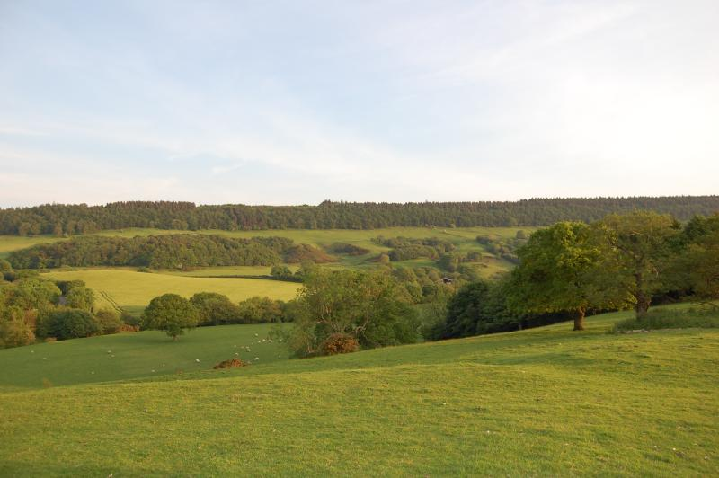 Views from Murhhead Farm Cottages