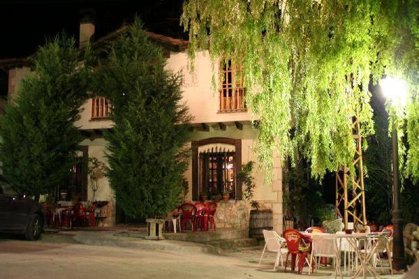 Pantano de Burgomillodo,granja, casa vacanza a Aguilafuente